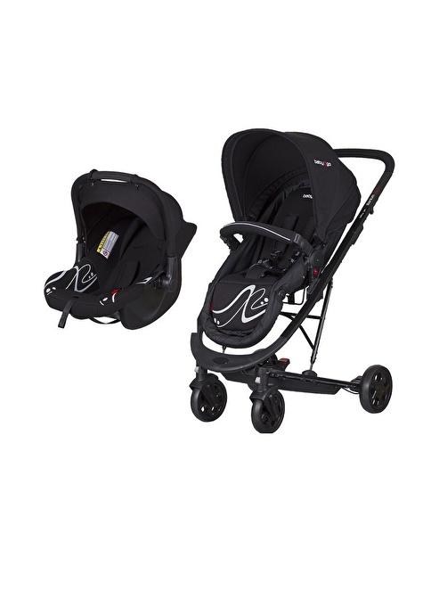 Baby2go Baby2Go 86050 Millenium T/S Bebek Arabası  Siyah